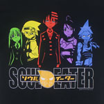 Color Characters - Soul Eater T-shirt