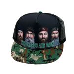 The Beards Are Back - Duck Dynasty Trucker Hat
