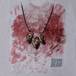 Dixon Necklace - Walking Dead T-shirt
