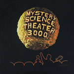 Mystery Science Theater 3000 T-shirt