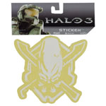 Alien Shield - Halo Sticker