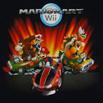 Mario Kart Wii - Nintendo Boys T-shirt