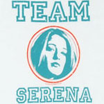 Team Serena - Gossip Girl Sheer Women&#039;s T-shirt
