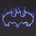 Batman Logo (Flame) - Batman - DC Comics T-shirt
