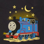 Thomas Glow In The Dark - Thomas The Tank Engine Juvenile And Toddler Long Sleeve T-shirt