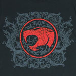 Thundercats Logo On Design - Thundercats Sheer T-shirt
