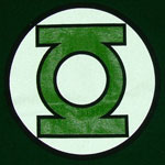 Green Lantern Logo (Glow In The Dark) - DC Comics T-shirt