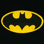 Batman Logo (Glow In The Dark) - DC Comics T-shirt