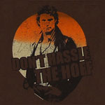 Don&#039;t Hassel The Hoff (Distressed) - David Hasselhoff Hooded Sweatshirt